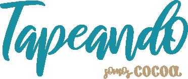 Logo Tapeando Somos Cocoa Valencia